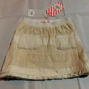 Billieblush Textured Girl Skirt